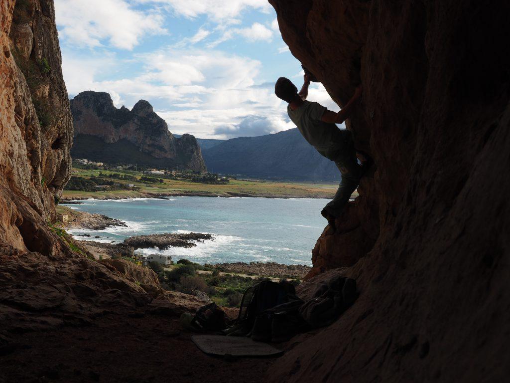 Bouldern Sizilien Bouldering Sicily