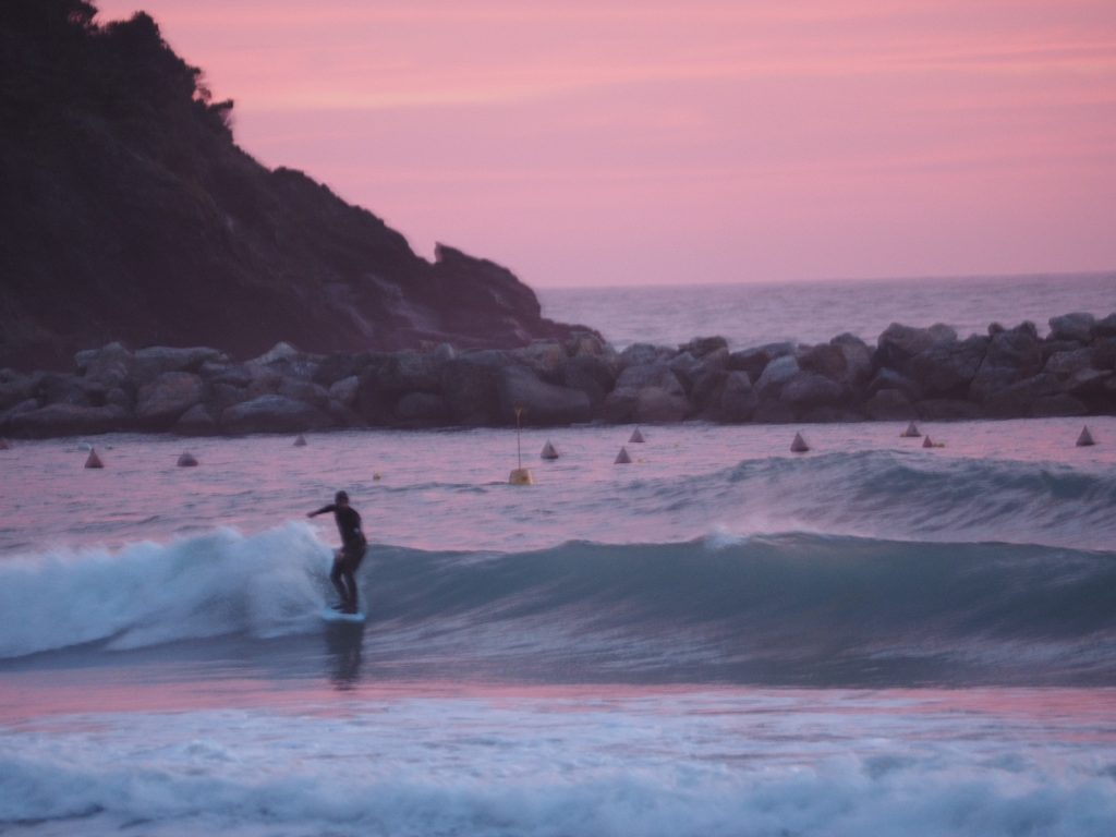 La Pietra Levanto Surfing