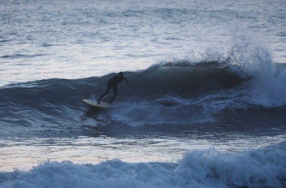 Surfing Levanto