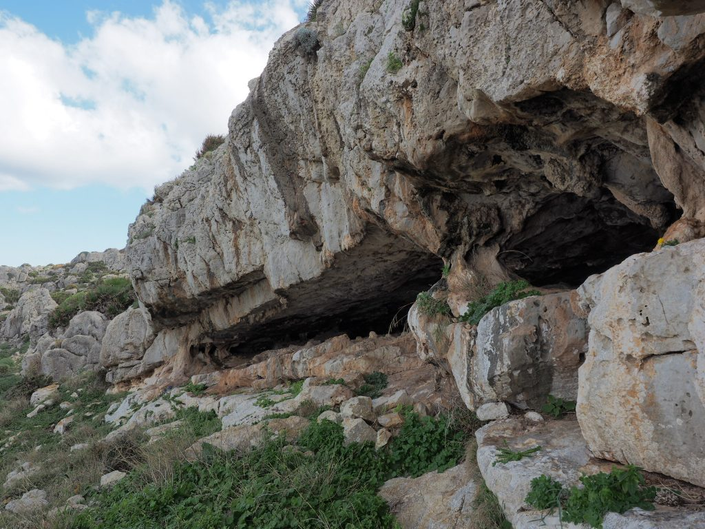 Bouldering Sicily San Vito