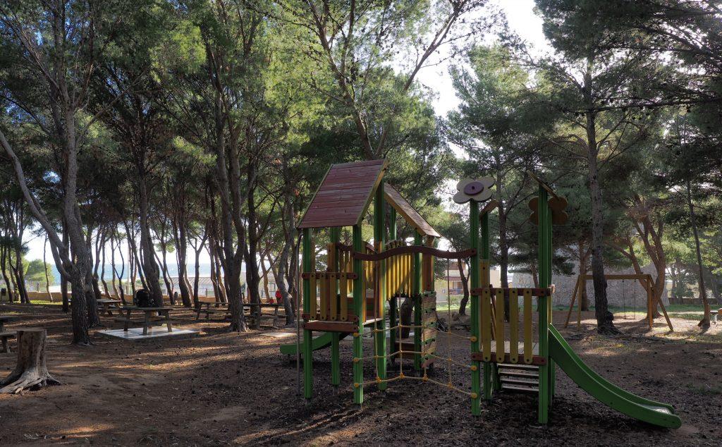 Spielplatz Sizilien