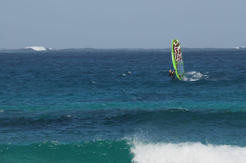 Windsurfen Sizilien