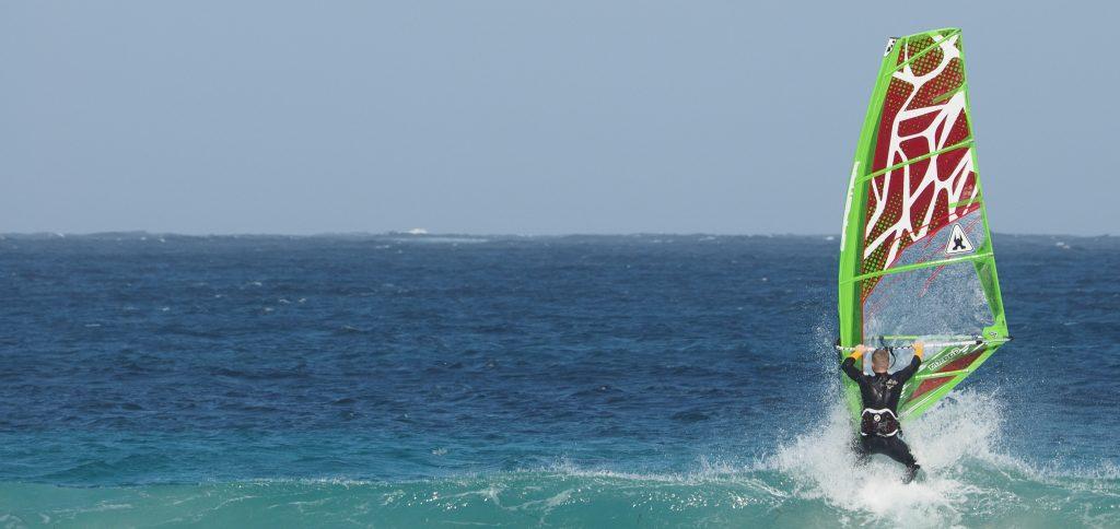 Windsurfing Sicily