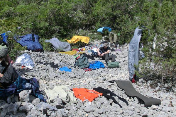 Kletterausrüstung Packliste : Te araroa die drei wichtigsten tipps für längste trekkingtour
