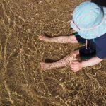 Kleinkindern am Gardasee