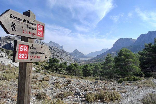Trekkingtour auf Mallorca