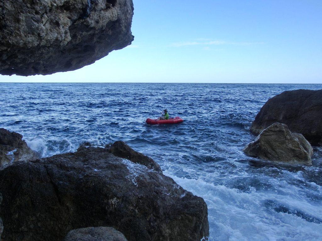 Packraft Mallorca