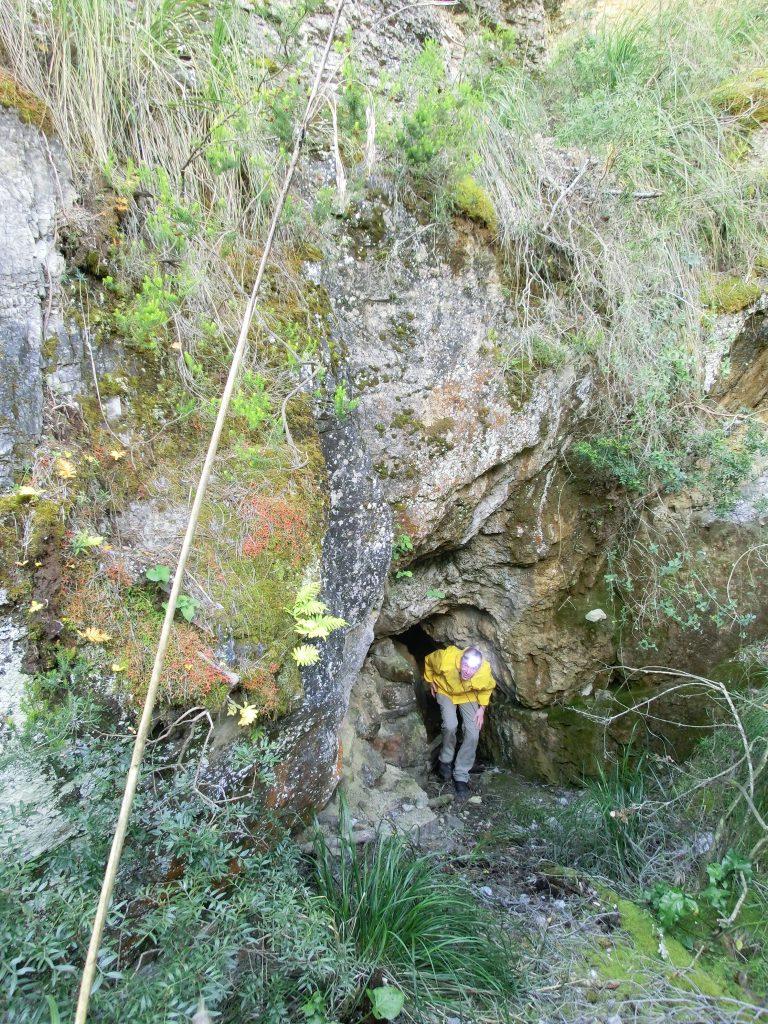 Höhlen GR-221