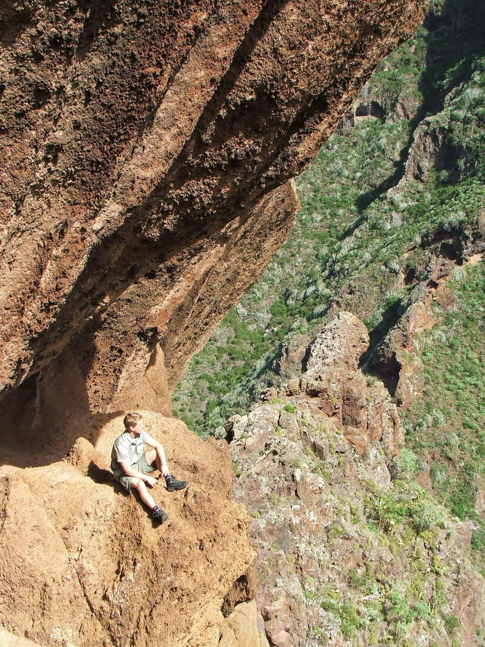 Trekking-im-Anagagebirge