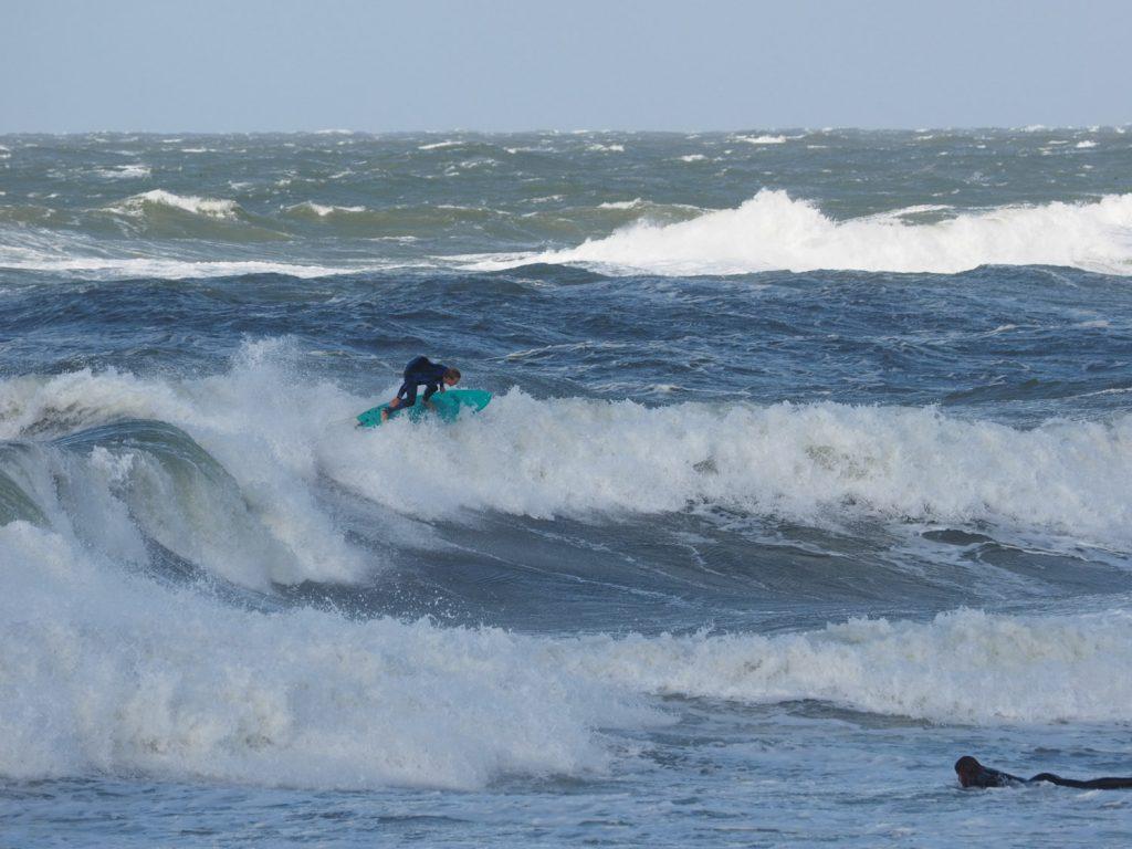 Surfen auf Sylt-Brandenburger